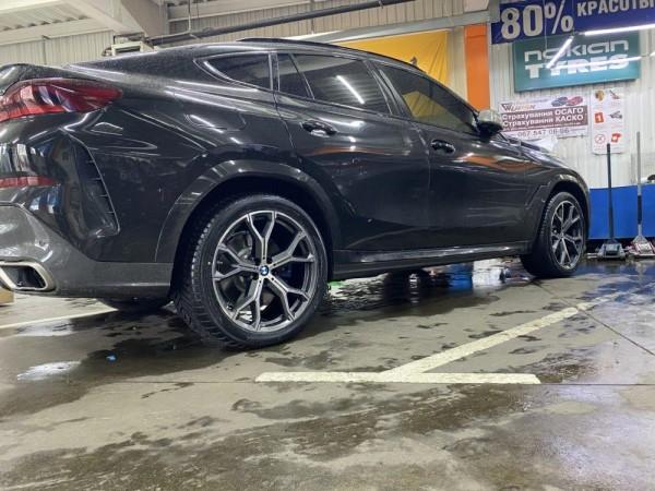 Кованые диски BMW X5 G05 R21 - Фото 2