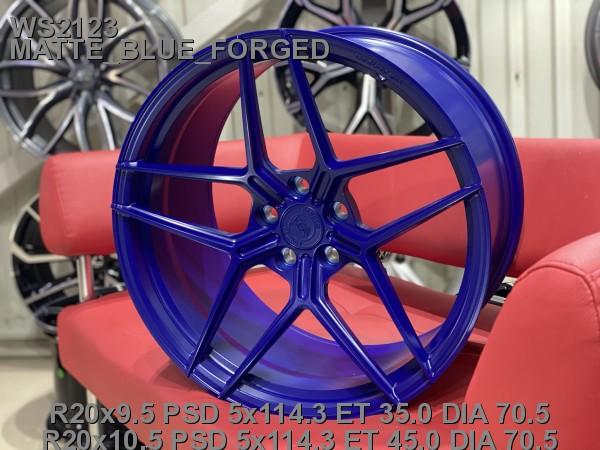Кованые диски ford mustang gt500 R20 - Фото 11