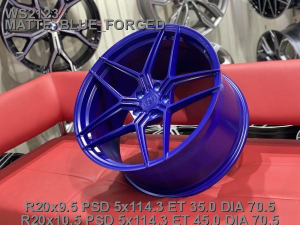 Кованые диски ford mustang gt500 R20 - Фото 12
