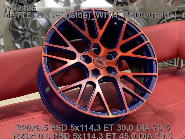 Кованые диски ford mustang gt500 R20 - Фото 4