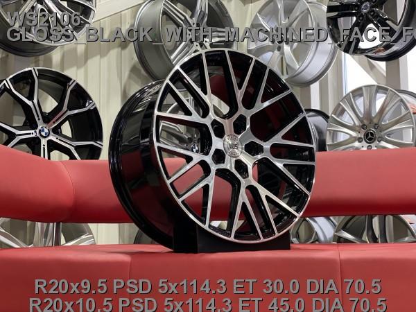 Кованые диски ford mustang gt500 R20 - Фото 5