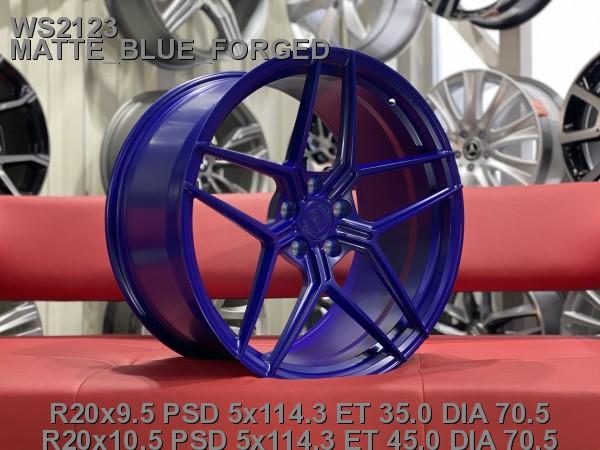 Кованые диски ford mustang gt500 R20 - Фото 10