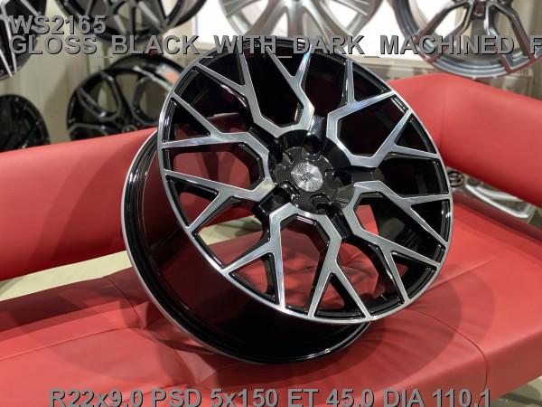 Кованые диски toyota land cruiser 200, 300 R22 Lexus LX570