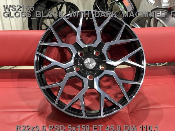 Кованые диски toyota land cruiser 200, 300 R22 Lexus LX570 - Фото 3