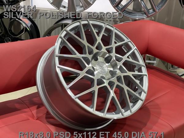 Кованые диски volkswagen passat b8, skoda superb R18
