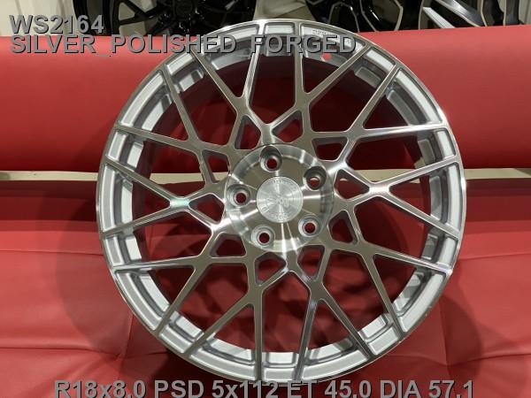 Кованые диски volkswagen passat b8, skoda superb R18 - Фото 3