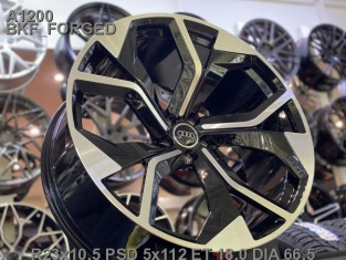 Кованые диски Audi RS Q8 R23_5x112_18_10.5J_h 66.5