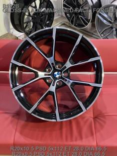 Кованые диски BMW M5 cs, clubsport R20 f90,  M8