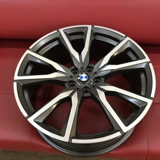 Кованые диски BMW X5 G05 R21 облегченные