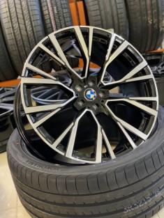 Кованые диски BMW X5 M G05 R22 competition, X6M G06
