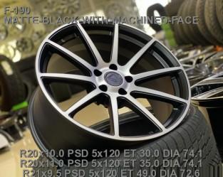 Кованые диски BMW X5M F15 X6M  R20 (5/120)