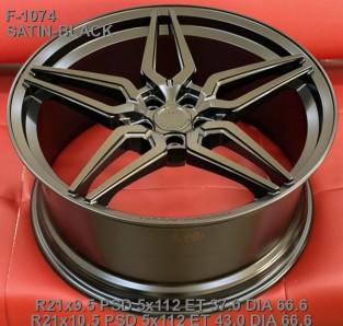 Кованые диски BMW X5M G05, X6M G06 R21 (облегченный ) 5/112