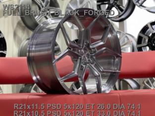 Кованые диски BMW X6M, X5M, F16, F15, F86 R21 облегченные