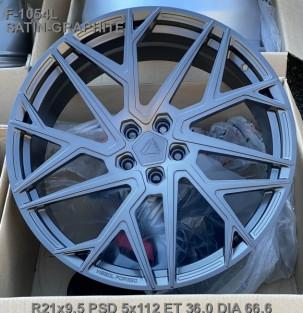 Кованые диски BMW X7M G07  R21_5x112_36.0_9.5J_h 66.6