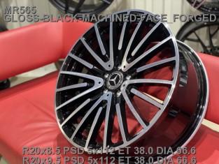 Кованые диски Mercedes-Benz W222 AMG R20 63