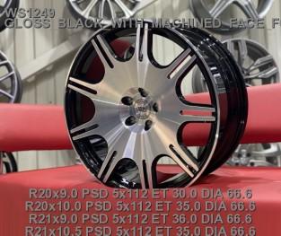 Кованые диски Mercedes maybach S W222 R21 W223