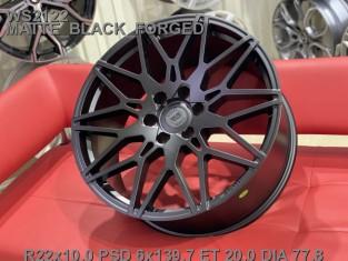 Кованые диски Nissan Patrol 2020 R22