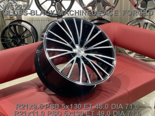 Кованые диски porsche cayenne R21  2021