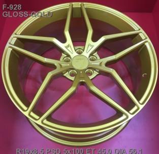 Кованые Диски Subaru Forester R19 (5/100)