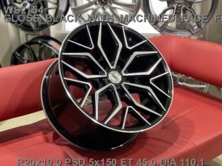 Кованые диски toyota land cruiser 200, R20 Lexus LX570