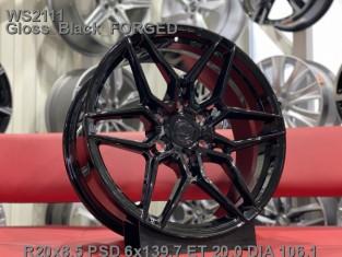 Кованые диски Toyota toyota land cruiser prado 150 Lexus GX R20