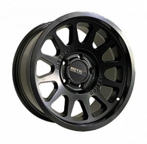 Off Road Wheels OW703 MATT_BLACK MATT_BLACK