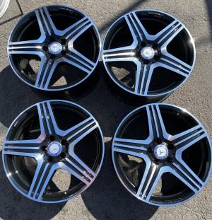 Original Wheels&Tires MRA2184011802 BKF BKF