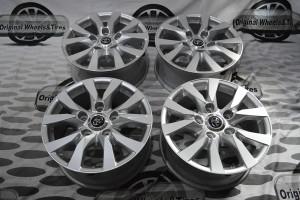 Original Wheels&Tires TYSN24 B_Silver B_Silver