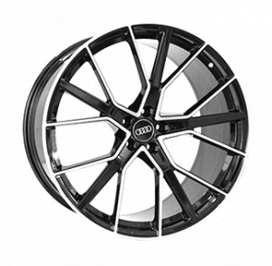 Replica FORGED A970 GLOSS-BLACK-WITH-MACHINED-FACE_FORGED GLOSS-BLACK-WITH-MACHINED-FACE_FORGED