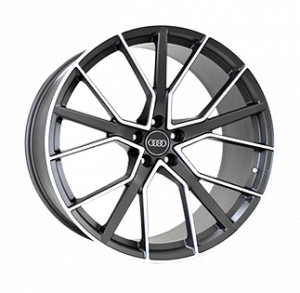 Replica FORGED A970 MATTE-GRAPHITE-WITH-MACHINED-FACE_FORGED MATTE-GRAPHITE-WITH-MACHINED-FACE_FORGED