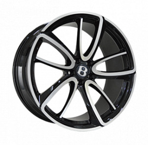 Replica FORGED BN1040L GLOSS-BLACK-WITH-MATTE-POLISHED_FORGED GLOSS-BLACK-WITH-MATTE-POLISHED_FORGED