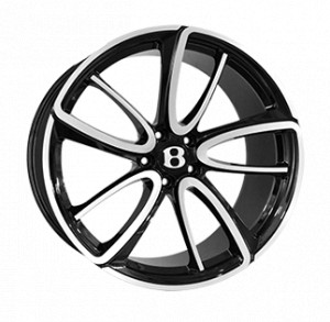 Replica FORGED BN1040R GLOSS-BLACK-WITH-MATTE-POLISHED_FORGED GLOSS-BLACK-WITH-MATTE-POLISHED_FORGED