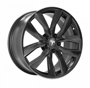 Replica FORGED TES981 SATIN-BLACK_FORGED SATIN-BLACK_FORGED
