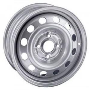 Steel TREBL X40915 Silver Silver