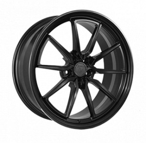 Vissol Forged F-1032 SATIN-BLACK SATIN-BLACK