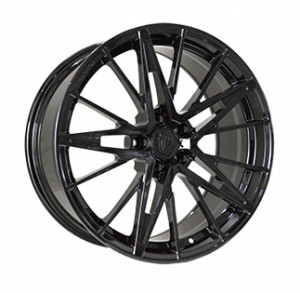 Vissol Forged F-1036 GLOSS-BLACK GLOSS-BLACK