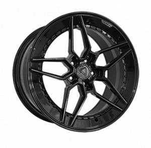 Vissol Forged F-1074 GLOSS-BLACK GLOSS-BLACK