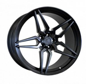 Vissol Forged F-1074 SATIN-BLACK SATIN-BLACK