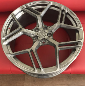 Vissol Forged F-954R BRUSHED-GRAPHITE додаткове фото 1 BRUSHED-GRAPHITE