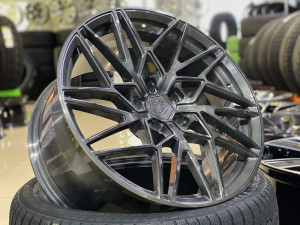Vissol Forged F-959R BRUSHED-GRAPHITE додаткове фото 1 BRUSHED-GRAPHITE