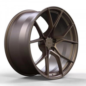 WS FORGED WS1287 MATTE_BRONZE_FORGED MATTE_BRONZE_FORGED