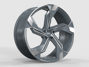 WS FORGED WS16 BRUSHED BRUSHED