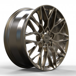 WS FORGED WS3 BRUSHED BRUSHED