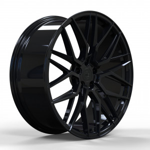 WS FORGED WS433C Gloss_Black_FORGED Gloss_Black_FORGED