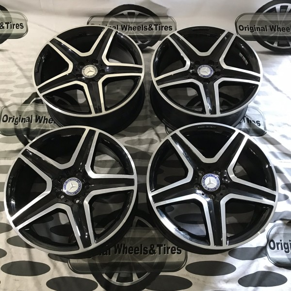Original Wheels&Tires MRA1564010600 BKF