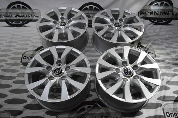 Original Wheels&Tires TYSN24 B_Silver
