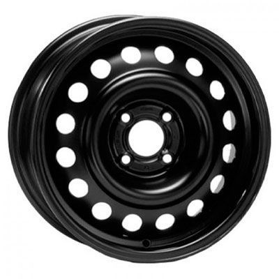 Steel TREBL X40923 BLACK