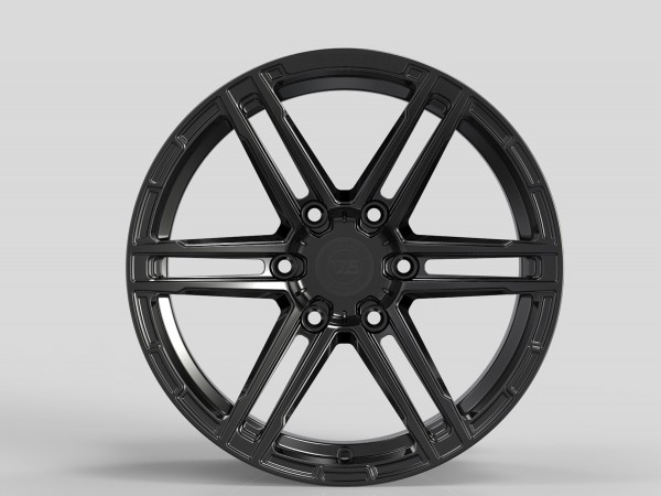 WS FORGED WS2249 SATIN_BLACK_FORGED