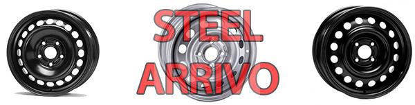 Steel ARRIVO
