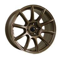 Off Road Wheels OW1012 MATT_BRONZE